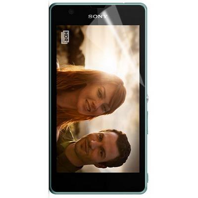 Защитная пленка для мобильных телефонов Sony Xperia ZR /m36, защитная пленка для мобильных телефонов hd sony xperia zr m36h