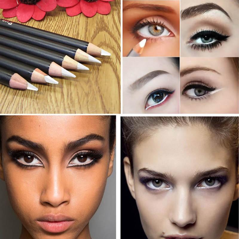 Как сделать макияж от белого до черного