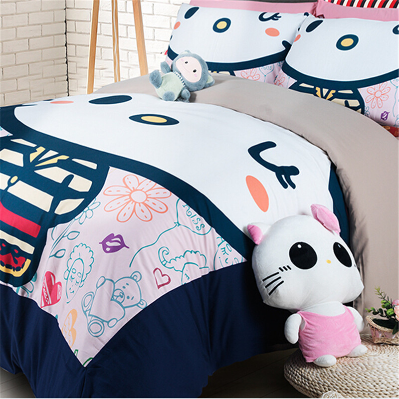 Buy comforter bedding sets racing car duvet cover set 3d for Housse de couette king size