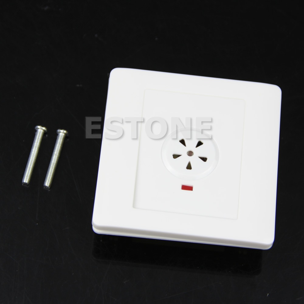 PIR Sensor Light 2-Wire System Sound Motion Wall Mount Control Touch New Switch<br><br>Aliexpress