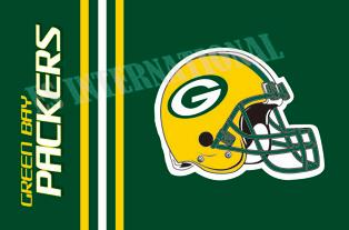 Green Bay Packers Helmet Flag USA Football Flag 3x5 ft custom Banner 90x150cm Sport National Football League flag ES551(China (Mainland))