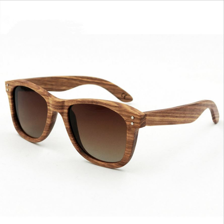 Wood Frame For Glasses : Factory outlets! Handmade Retro Wooden frame Sunglasses ...