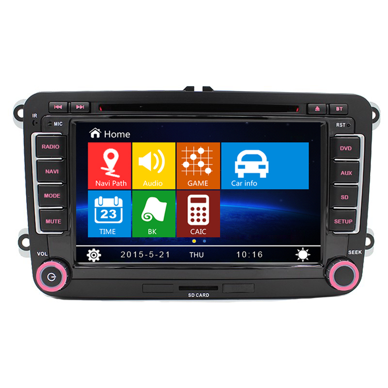 Free Shipping font b Car b font Radio DVD font b GPS b font Bluetooth For