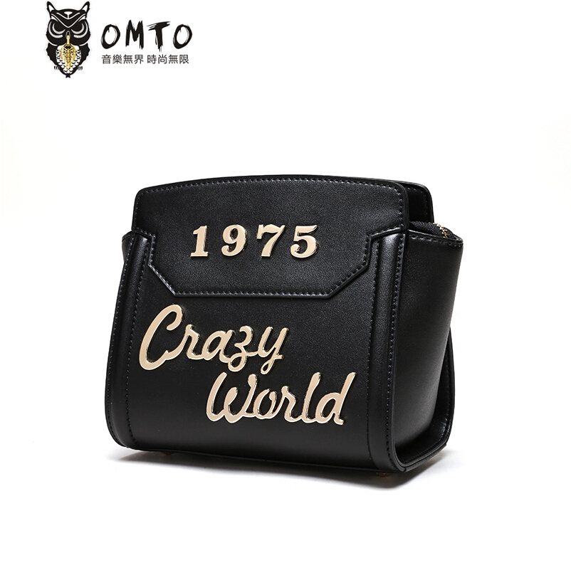 Фотография famous brands top quality women genuine leather shoulder bag fashion women messenger Bags black pink
