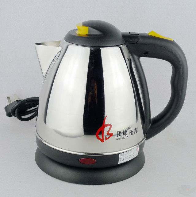 High quality a3 appliances advanced stainless steel water tea electric heating kettle chassis heated
