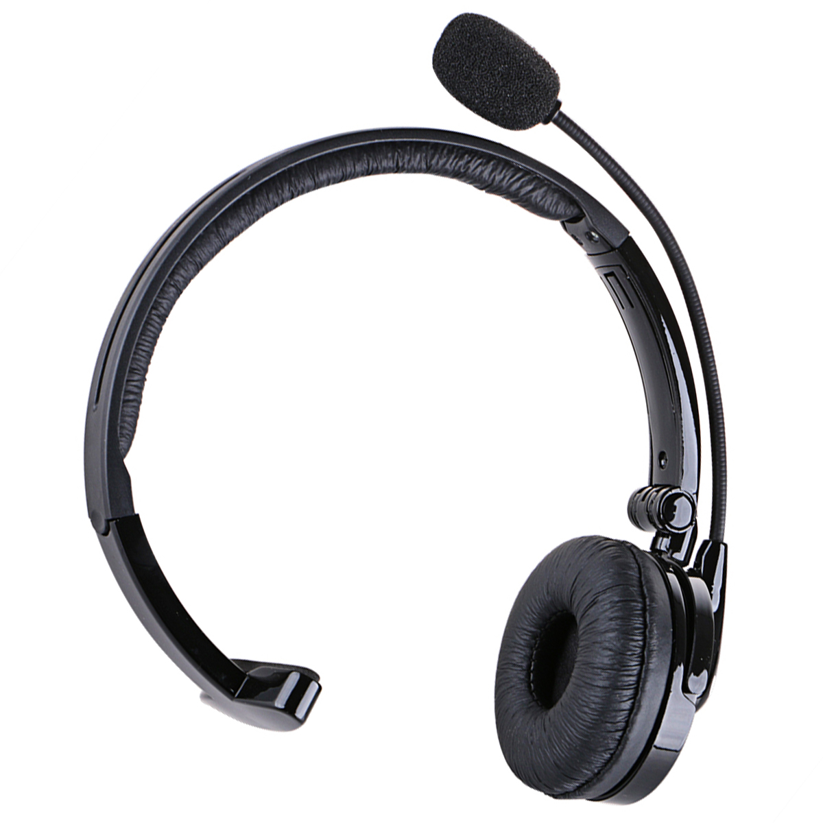 Mono Multi Point Bluetooth Headphone Headset Earphone For Truck Driver TH170-in Earphones