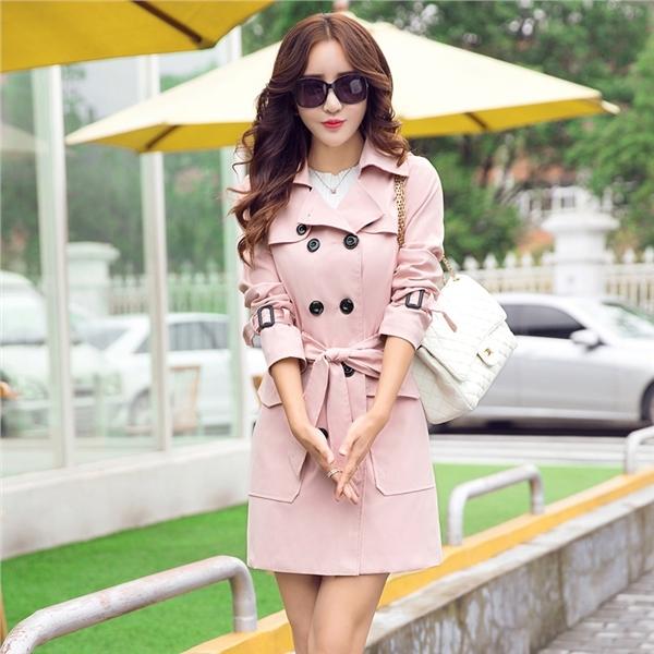 Out021 Summer Coat Dollar Price Sobretudo Feminino Burb Brand Windbreaker Apex Jacket Woolrich Philip Plain Double Breasted