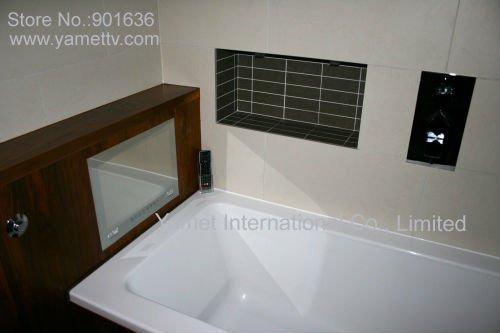 15 6 Mirror Tv Bathroom Mirror Tv Waterproof Led Tv China Mainland