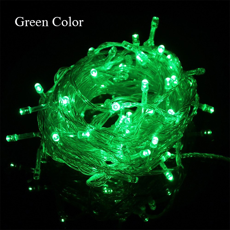 christmas lights Picture - More Detailed Picture about 110v/220V Led String Christmas Lights 10m ...