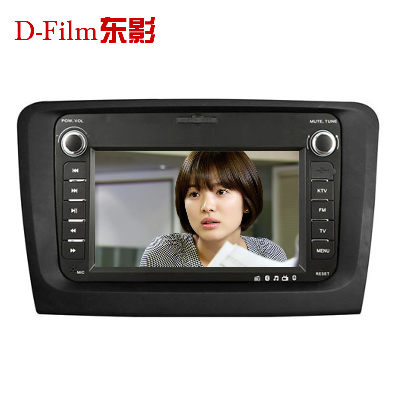 Android 10.1 inch Car DVD player For volkswagen skoda octavia with GPS navigation, USB , DVD, BT(China (Mainland))