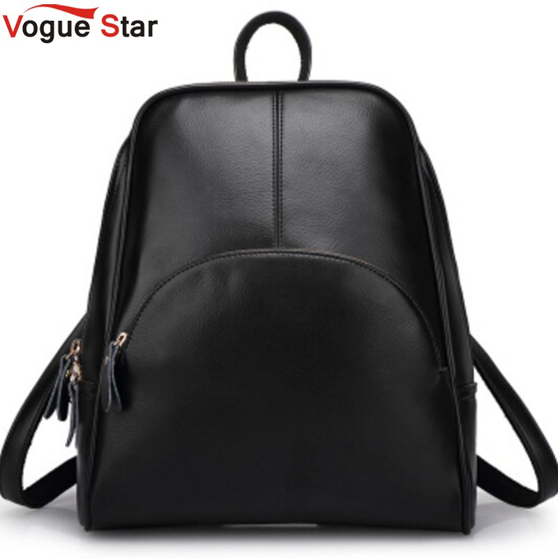 Vogue Star! 2016 NEW fashion backpack women backpack Leather school bag women Casual style YA80-165(China (Mainland))
