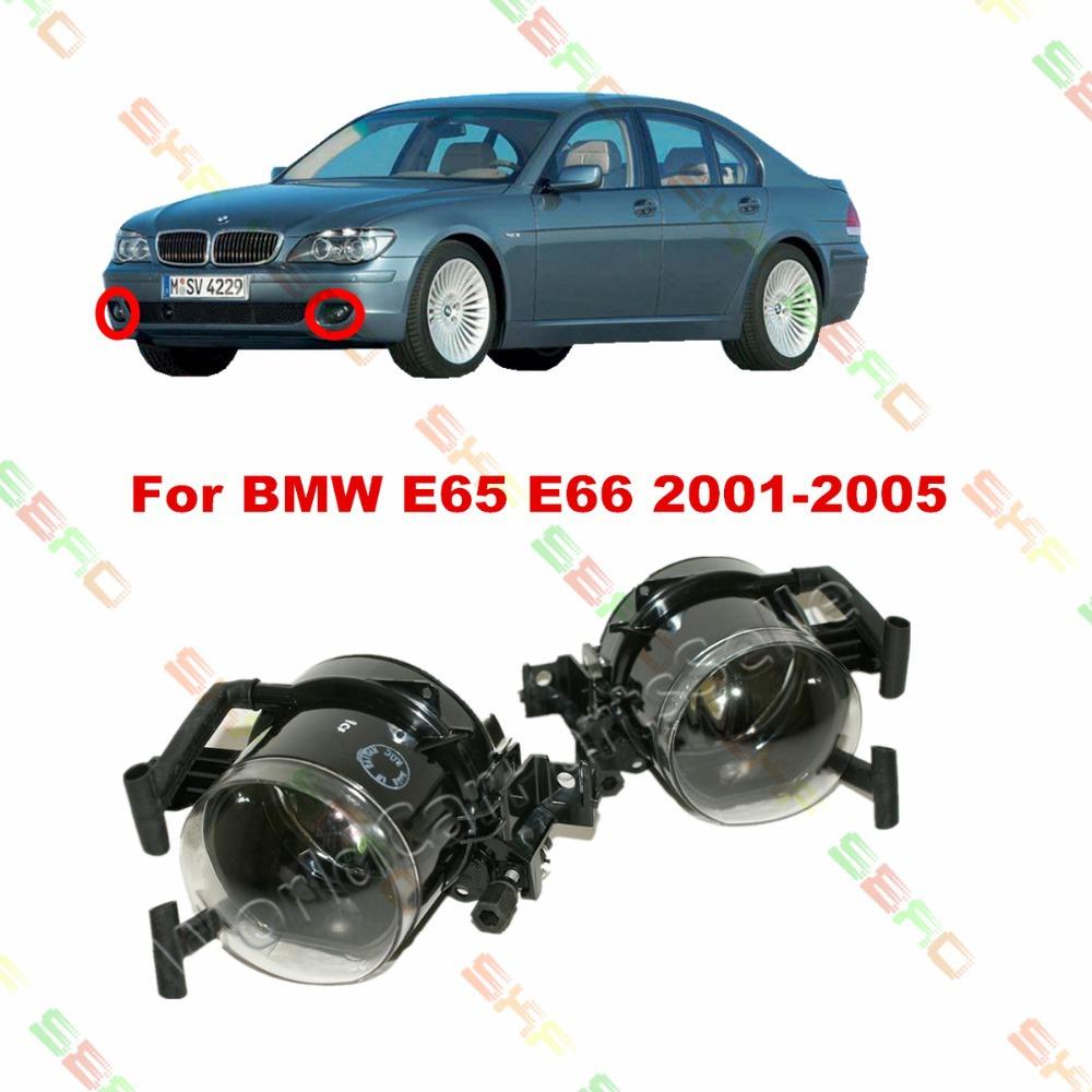 Стайлинг автомобиля Противотуманные фары для для БМВ Е65 Е66 2001-2005 1 комплект