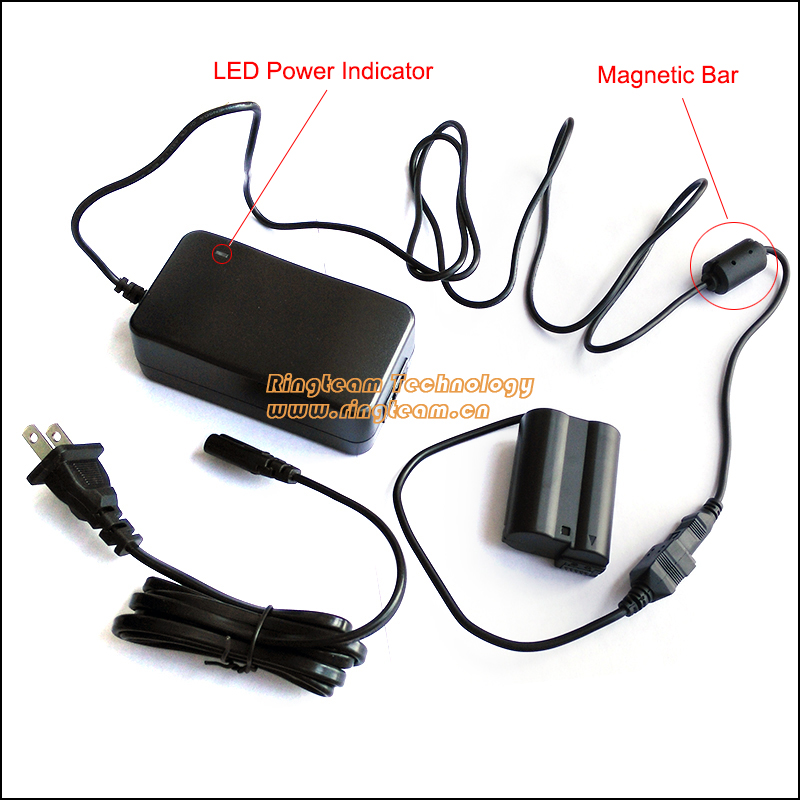 Free Post EH-5A + EP-5B Camera AC Adapter For Nikon V1,D800,D700,D600<br><br>Aliexpress