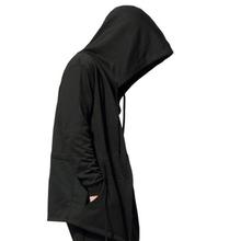 Hot 2016 New Arrival Jamickiki Brand Black Men's Cloak Hooded Male Streetwear Sweatshirts Hip Hop Spring Full Sleeves Clothing(China (Mainland))