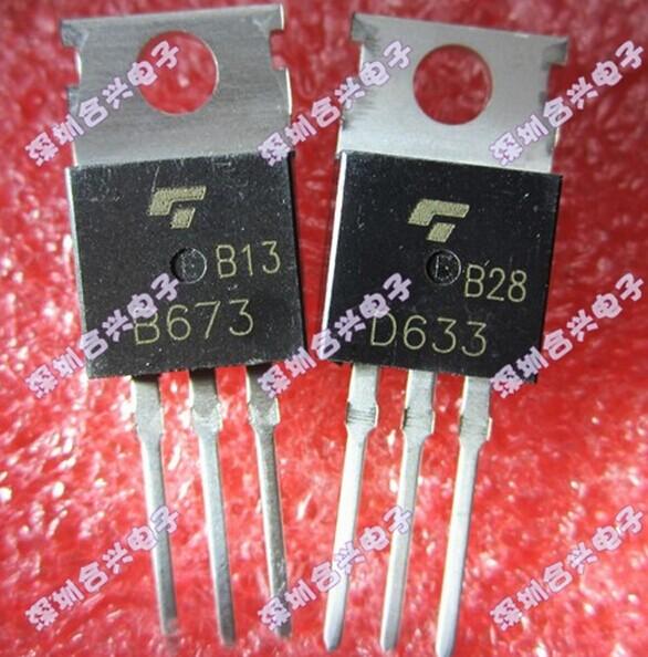 D633 транзистор [ японский