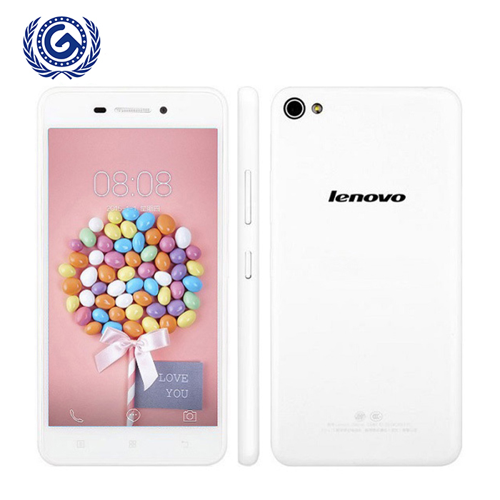 "Original 5.0"" Lenovo S60-W 4G LTE MobilePhone Snapdragon 410 Quad Core Android 4.4 2GB RAM 8GB IPS 1280x720 13.0MP CellPhone(China (Mainland))"