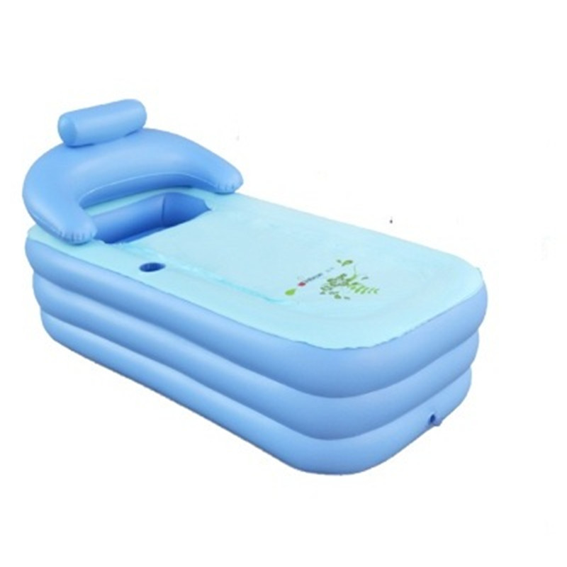 Free shipping hot sale adult folding spa bathtub bath for 4 6 tub
