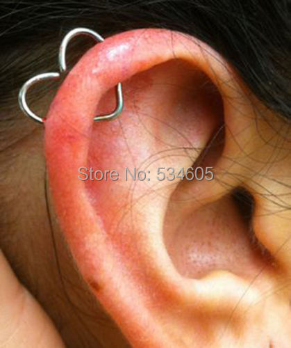 aliexpress buy 4pcs lot wholesale 16g 10mm daith