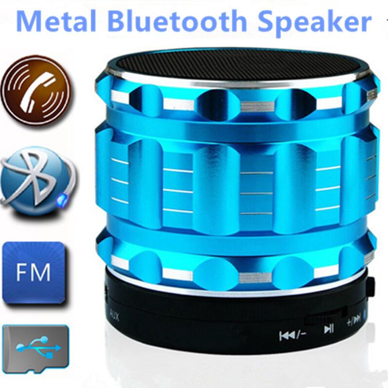 Mini Som Blutooth Boombox Portable Wireless Bluetooth Speaker Music Audio Receiver Soundbar for iPhone Samsung Xiaomi Hoparlor(China (Mainland))