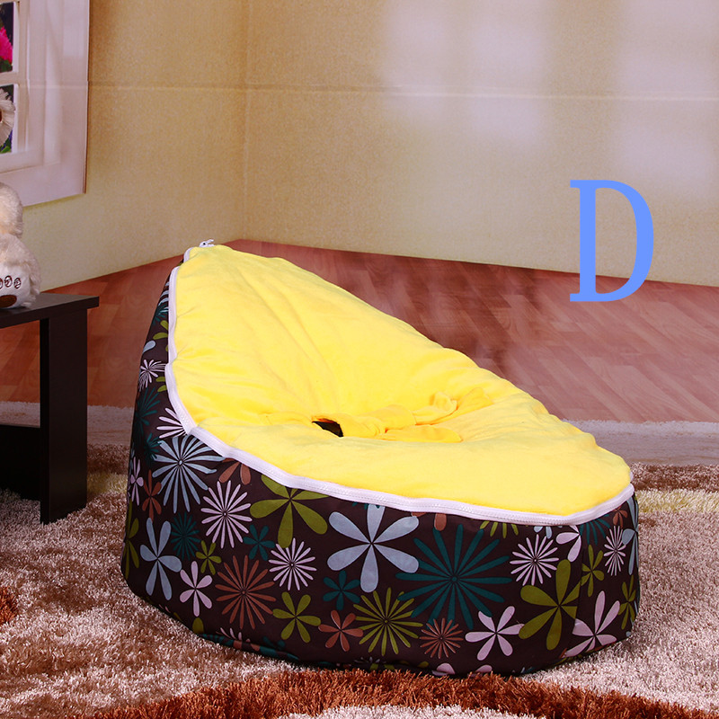 Fashion Pattern Comfortable Healthy Baby Bean Bag
