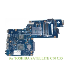 "laptop motherboard for toshiba satellite C50 C55 H000062020 15.6"" socket PGA 989 HM76 Nvidia GT710M DDR3"