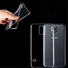 Transparent Soft Tpu Cover Samsung Galaxy S5 Mini Inside Matte Phone Cases S6 S7 A3 A5 A7 J3 J5 J7 2016 - REDSTORE INT'L TRADING CO LTD store