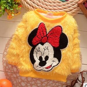 Куртка для девочек MamaKiss Baby A348 жилет для девочек mamakiss stable boy a329