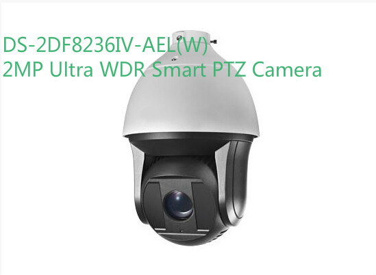 free shipping DS-2DF8236IV-AEL English version 2MP Ultra WDR Smart PTZ Camera ,36X Optical Zoom <br>