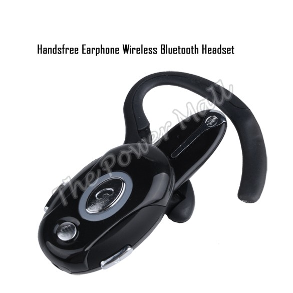 New V8 Business Bluetooth Headset Handsfree Wireless: Wholesale-and-Retail-New-Business-Handsfree-Earphone