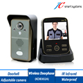 Kivos KDB302A Wireless Video Peephole Door Camera Video Sneak Peepk Wall Mounted With Waterproof Anti theft