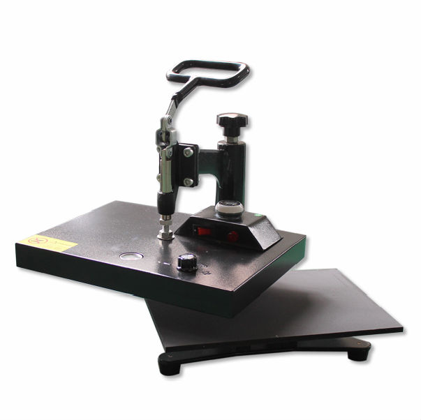 110v 220v hp230 23x30cm lowest price t shirt heat press for Thermal transfer printing equipment for t shirt