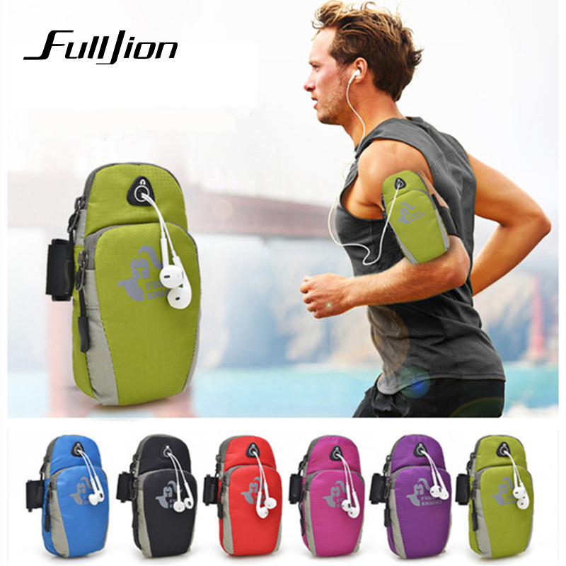 Universal Arm Band Running GYM Protective Phone Bag Sports Wrist Arm Bag Outdoor Waterproof For Camping Hiking For iPhone 6 Plus(China (Mainland))