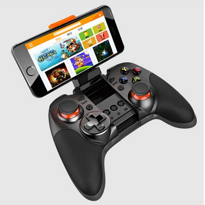 High Quality Newman N1 Pro Game Wireless Bluetooth Game Controller Gamepad Picks For Phone / Tablet / PC Game(China (Mainland))