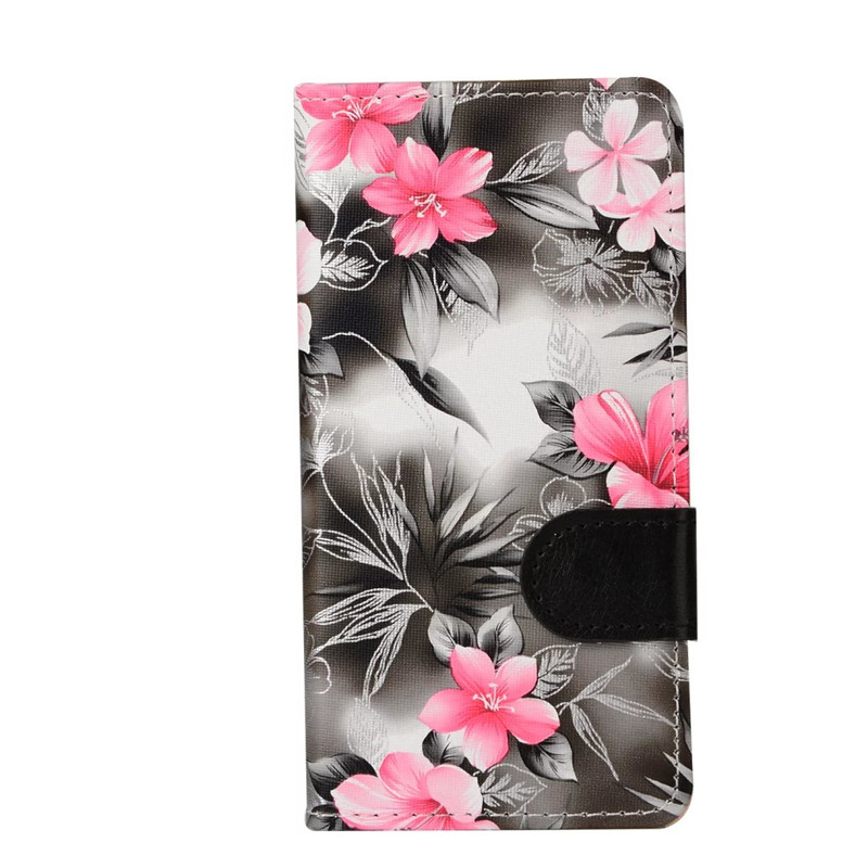 For Huawei p9 lite Case Coque Wallet Celular Android Flower Floral PU Leather Full Stand Smartphone Cover Bag for Huawei 5X 548C(China (Mainland))