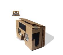 Free Shipping Max 6 inch top quality Google Cardboard 2.0 VR glasses oculus rift VR smart 3D glasses+headbelt +Conductive button