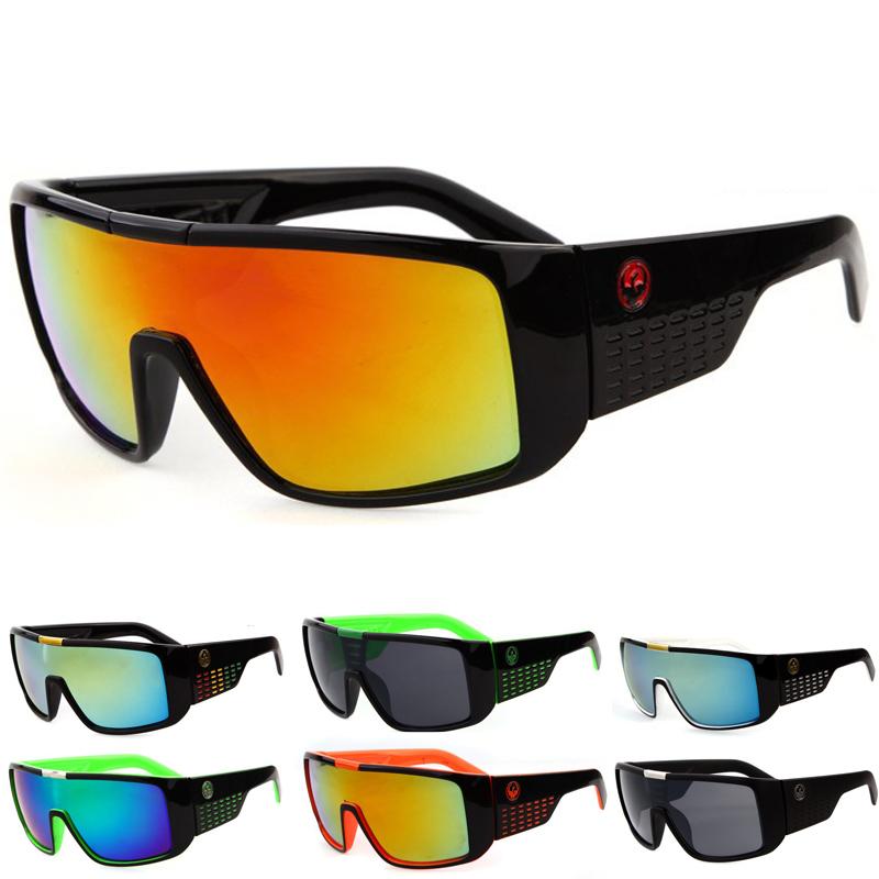 No Box DOMO new fashion brand sunglasses women outdoor sports cycling glasses men vintage goggle oculos de sol feminino 12 color(China (Mainland))