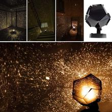 Romantic Planetarium Star Celestial Projector Cosmos Light Night Sky Lamp New projector bulbs kids projector(China (Mainland))