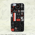 4724T Twenty One Pilots Collages Hard Transparent Cover Case for iphone 4 4s 5 5s 5C