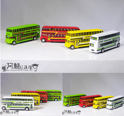 2015 Automotivo Buses In London Brinquedos Kids Toys For Children'S Toys Bus Car Scale Models Cars Miniatures Toys For Kids(China (Mainland))