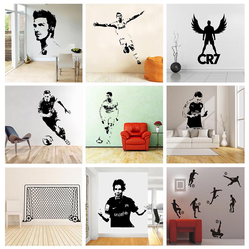 Behang Kinderkamer Voetbal: Behang voor de kinderkamer creatief laat ...