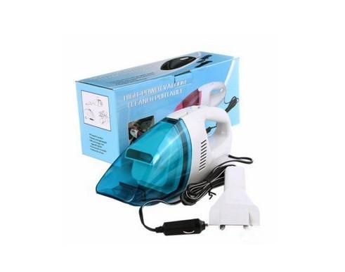 Wet and dry car vacuum cleaner car vacuum cleaner cigarette lighter vacuum cleaner super high power(China (Mainland))