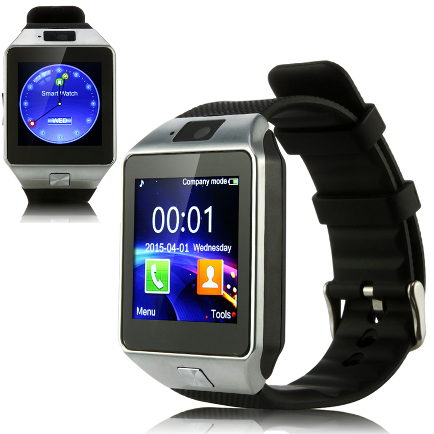 bluetooth smart watch phone for samsung android phone. Black Bedroom Furniture Sets. Home Design Ideas
