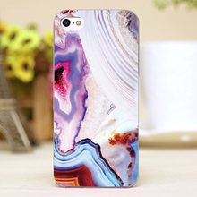 Vivid Metamorphic rock on Fire Design transparent case cover cell mobile phone cases for Apple iphone 4 4s 5 5c 5s hard shell
