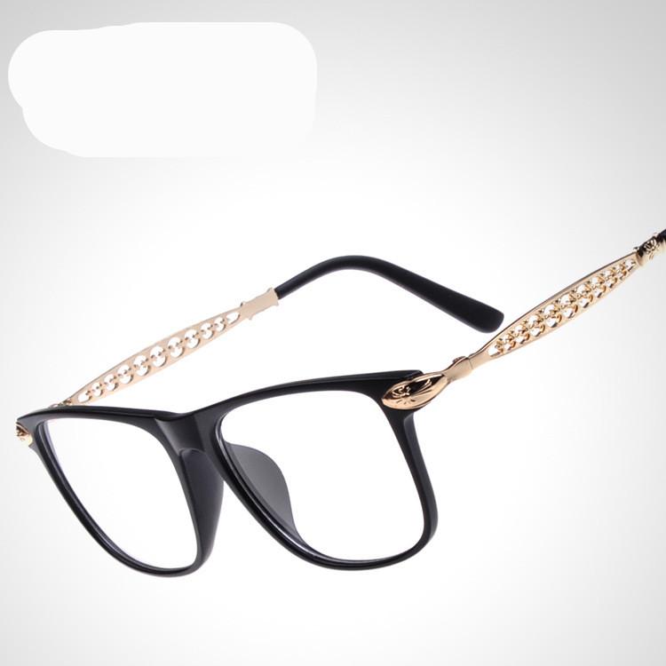 2014 new metal brand designer optical frame