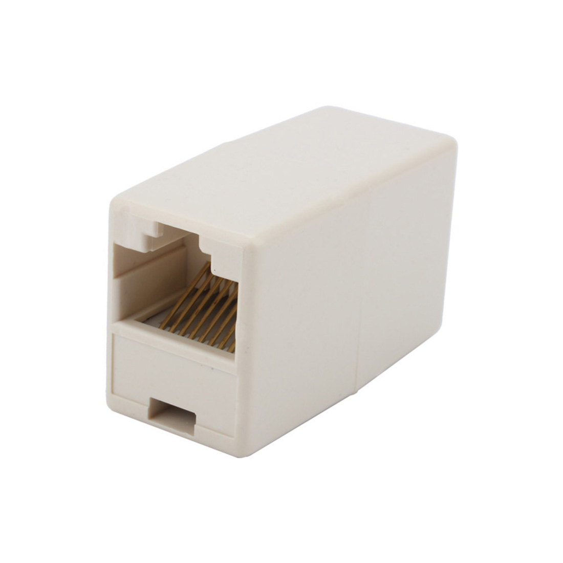 Portable Cable Joiner RJ45 Adapter Network Ethernet Lan Coupler Connector Extender Plug Hot Selling
