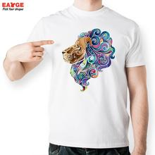 Strip Lion Head T Shirt Design Inspired By Leo T-shirt Style Cool Fashion Casual Novelty Funny Tshirt Men Women Printed Tee