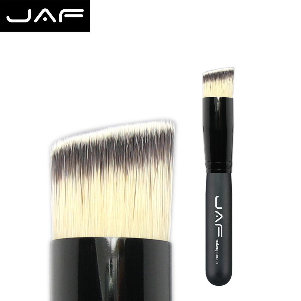 Synthetic Kabuki Brush Contour Brushes Amazon Liquid Foundation Brush Powder Brush Multi Function Free Shipping 16STA<br><br>Aliexpress