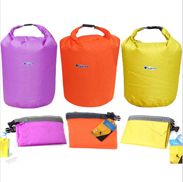Portable 20L 40L 70L Waterproof Dry Bag for Water Sports