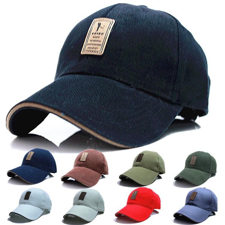 2015 brand denim baseball cap snapback glof hat cap bone