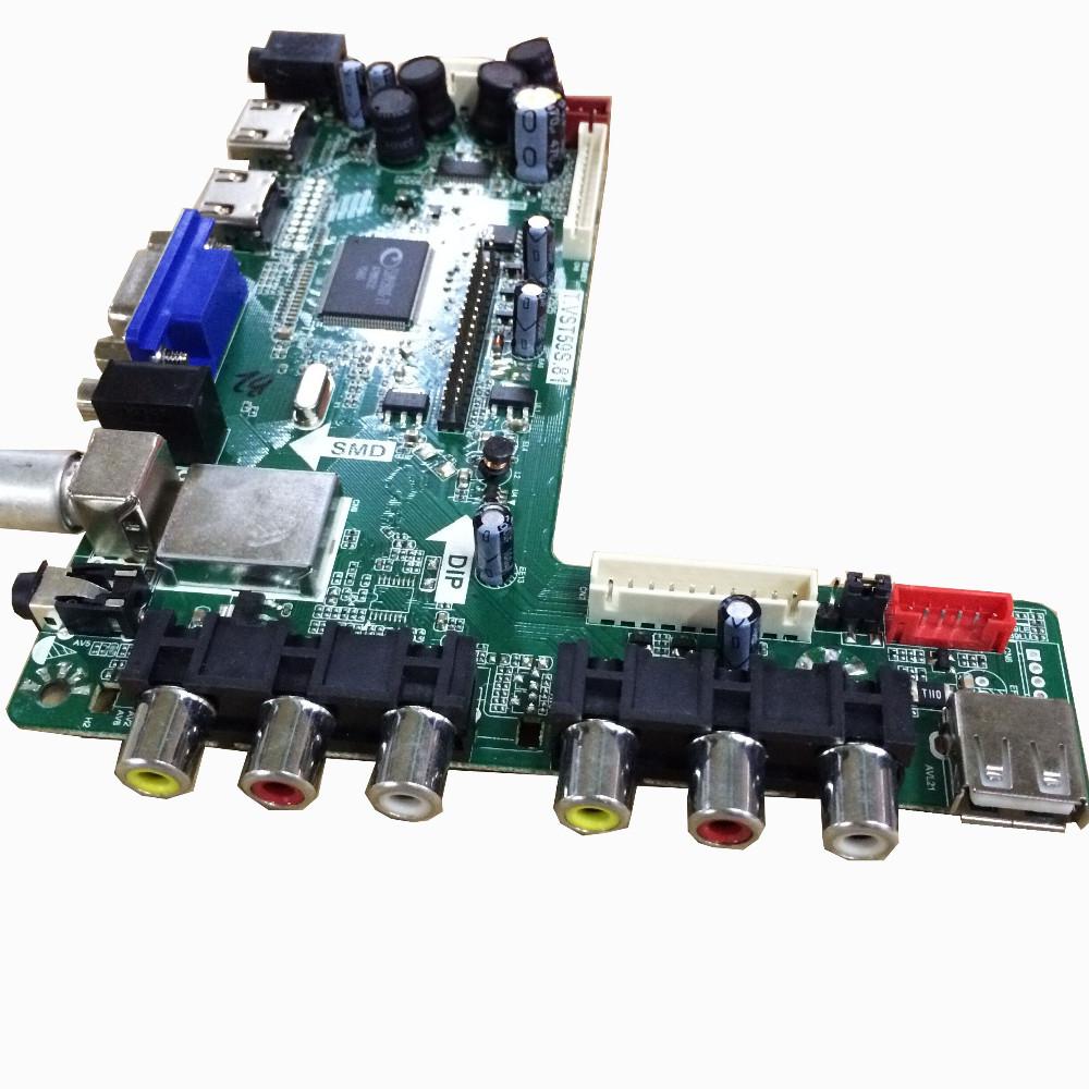 ถูก TSUMV59XTS-Z1คณะกรรมการควบคุม3DคณะกรรมการควบคุมLED HDTVคณะกรรมการLED HDTVคณะT. VST59S. 81